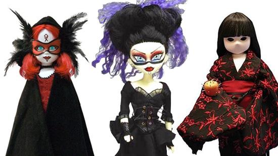 Мрачные куклы